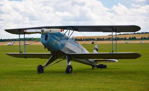Bucker Jungmann G-BSAJ (9565)