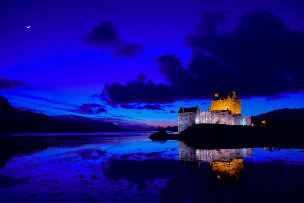 Eilean Donan Castle_3562z