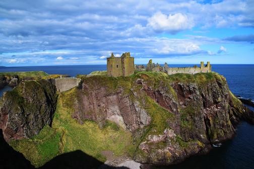 Dunnottar Castle, Stonehaven (2994c)