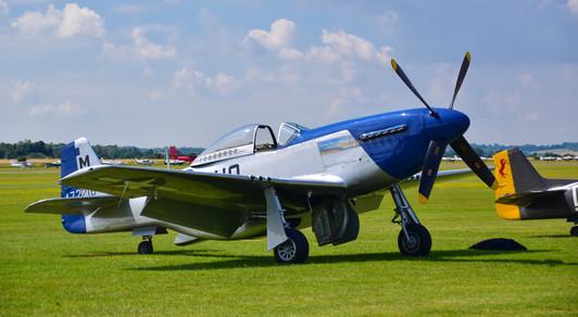 North American P-51D Mustang Miss Helen (9357)