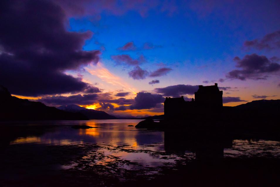 Eilean Donan Castle, Dornie (3521)