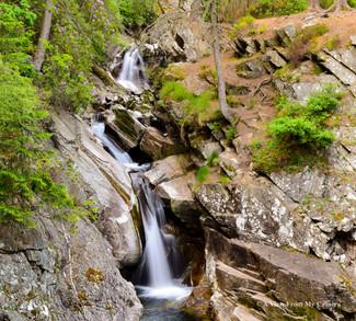 Falls of Bruar, Blair Atholl (2399b)
