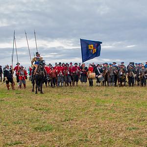 Dunbar 1650 BattleWeekend