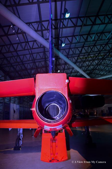 Red Arrows Hawk XX308 (1981)