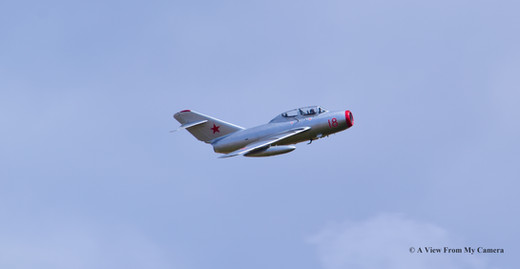 Mkoyan-Gurevich MiG-15, East Fortune (7085)