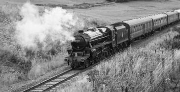 """SRPS Railtours - 44871 """"Sovereign"""" 1576a)"""