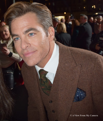 Chris Pine - Robert The Bruce, Earl of Carrick (3757a)