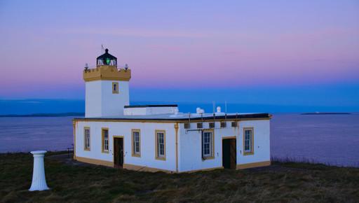 Duncansby Head lighthouse, Caithness (2262)