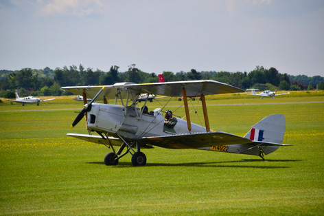 De Havilland DH-82A Tiger Moth Mk II R4922 (9400)