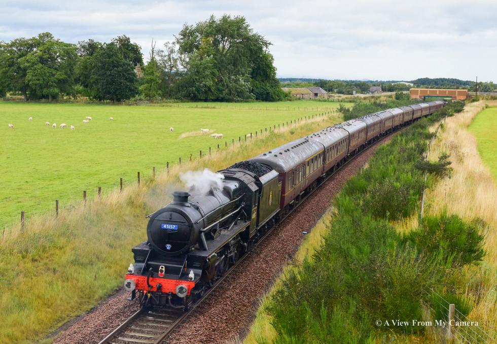 SRPS Railtours, BlackFive 45157 (8885b)