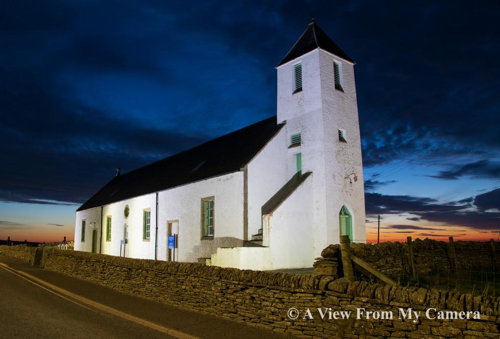 Reay North Coast Parish Church, Reay (3718)