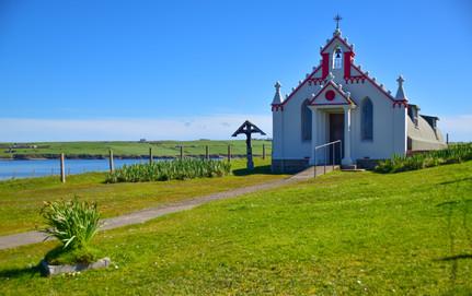 Italian Chapel, Lambholm, Orkney (7644)