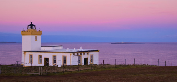 Duncansby Head lighthouse, Caithness (2235)