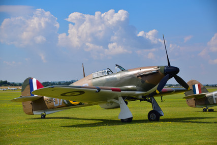 Hawker Hurricane Mk.1 P2902 (G-ROBT) (9299)