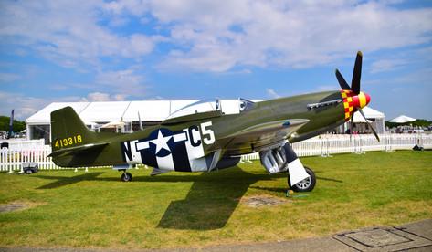 North American P-51D Mustang 413318 C5-N (9262)