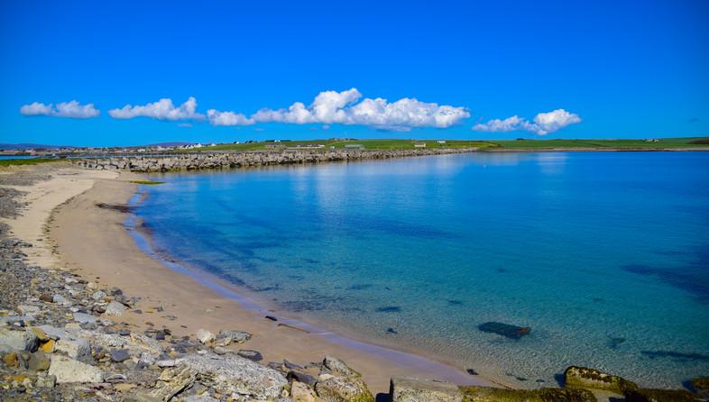 Churchill Barrier, Orkney (7634)