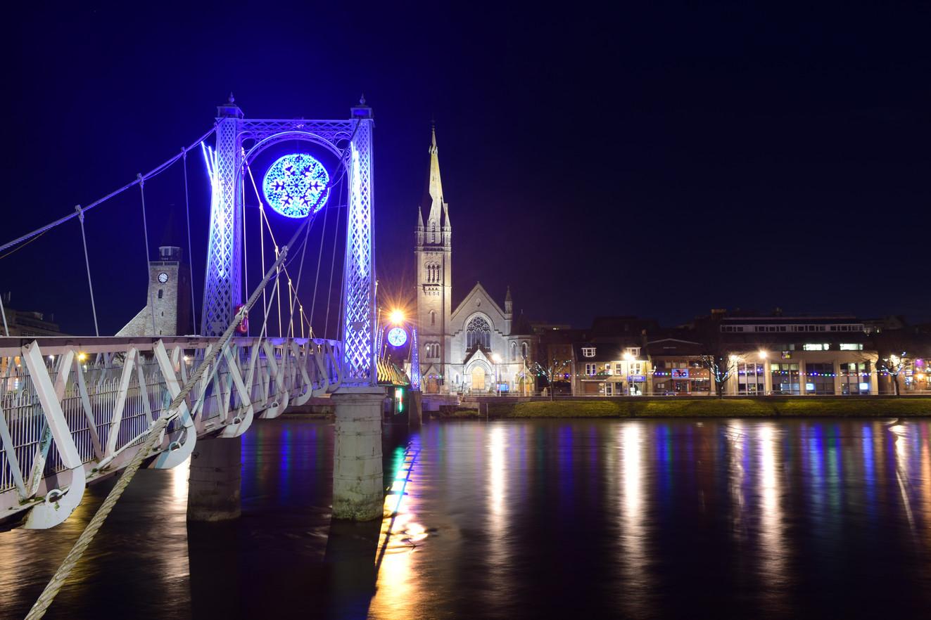 Greig Street Bridge, Inverness (2364)