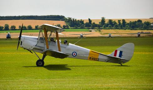 De Havilland DH-82A Tiger Moth Mk II R4922 (9407)