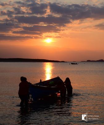 North Berwick Sunset_1434