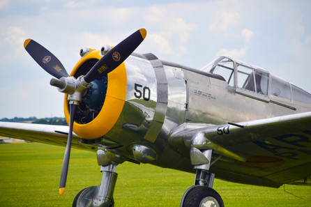 Curtiss-Wright P-36C G-CIXJ (9556)