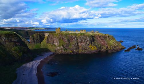 Dunnottar Castle, Aberdeenshire (3015a)