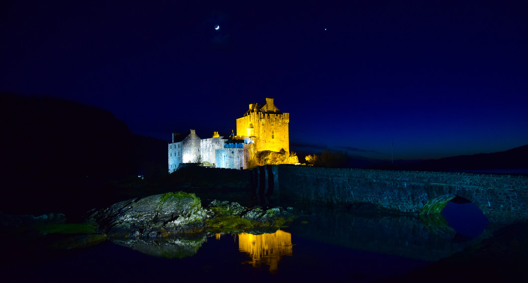 Eilean Donan Castle, Dornie (3578)