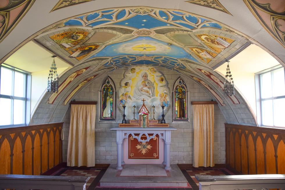 Italian Chapel, Lambholm, Orkney (7653)