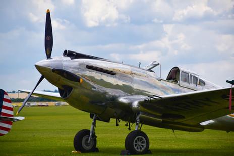 Curtiss-Wright P.40C G-CIIO (9552)