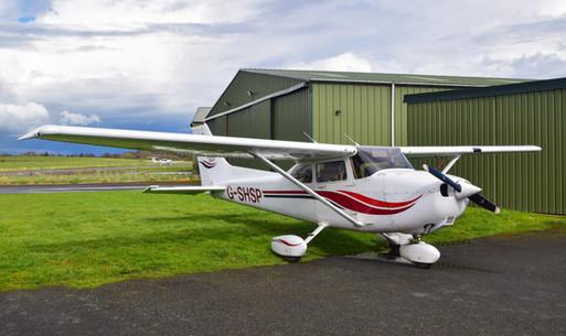 Cessna 172S Skyhawk G-SHSP (8218)