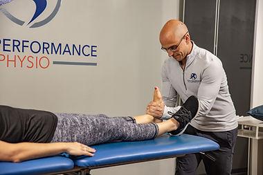 Ankle Pain Treatment Washington DC