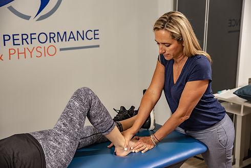 Foot Pain Treatment Washington DC