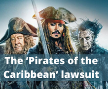 The 'Pirates of the Caribbean' Lawsuit