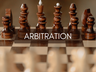 Amendments To The Arbitration And Conciliation Act, 1996