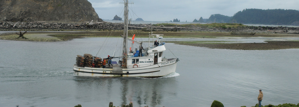 Washington fishing boat