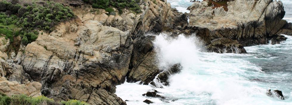 Point Lobos surf