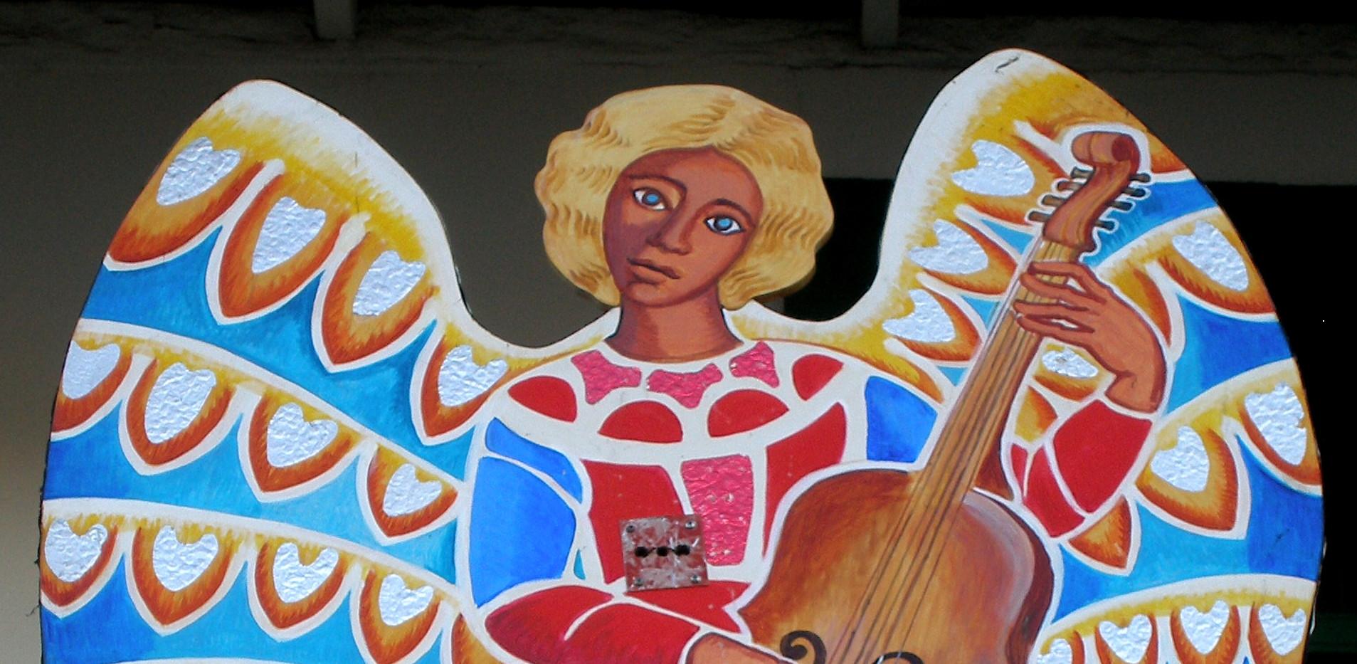 Monterey angel