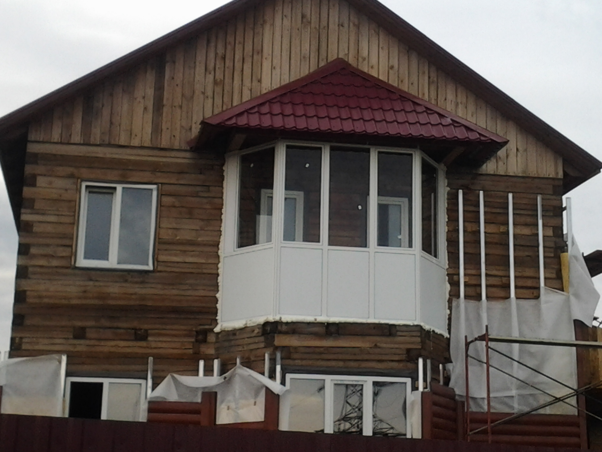 Балкон AL