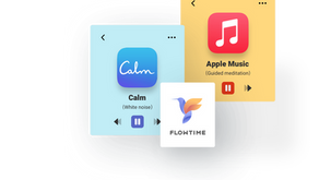 How to record a session with other meditation apps?