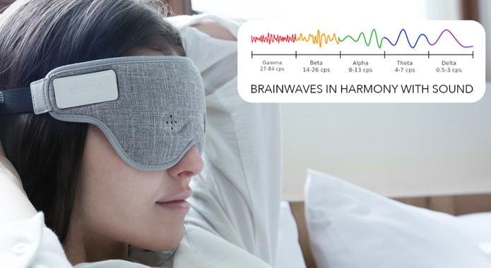 Luuna | Biofeedback Sleep | Entertech brainwave