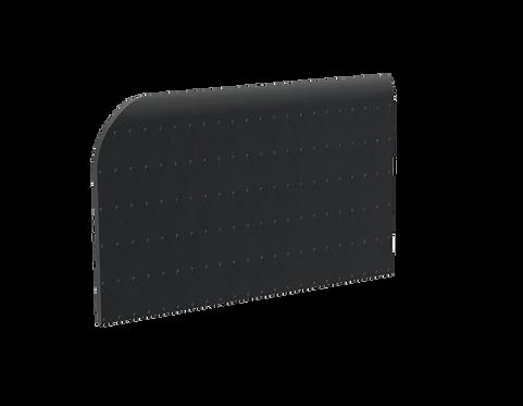 Snap-to-size Smoke Deflectors