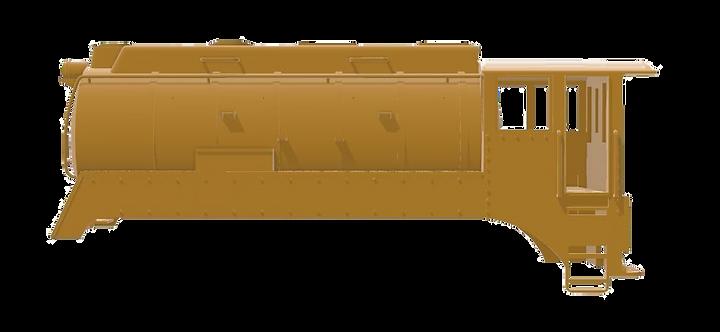 Fireless Locomotive (PP&L #7767)