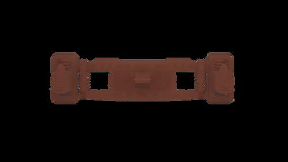 Brill No.27-F High-Speed Interurban Truck Sideframes