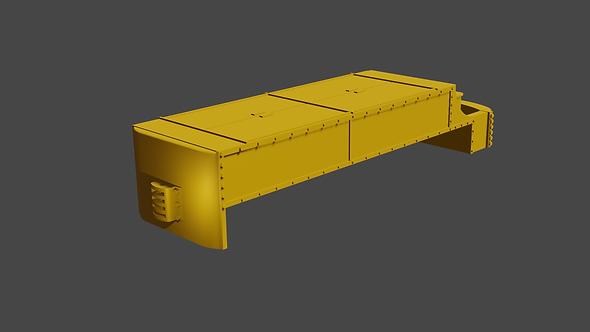 HOn30 Battery Mining Locomotive