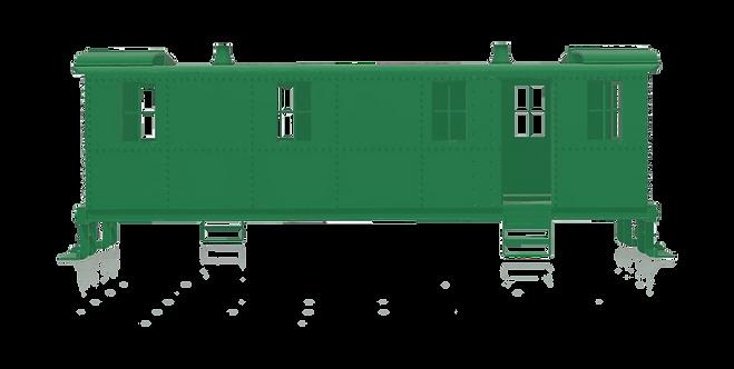 Boxcab (ALCO-GE-IR) 2