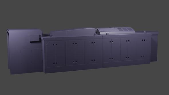 Wabtec FLX-Drive Battery Hood