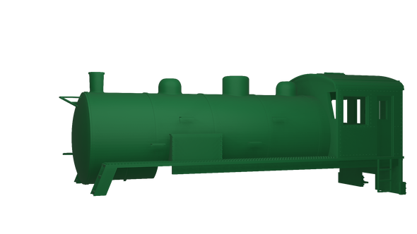 Fireless Locomotive (NARC)