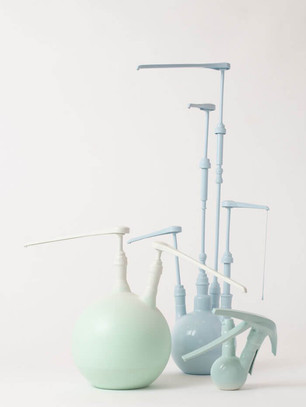 Power Pumps and Super Spray (Weapons of the Anthropocene)