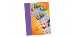 Book Design/Illustration: Pig & Toad