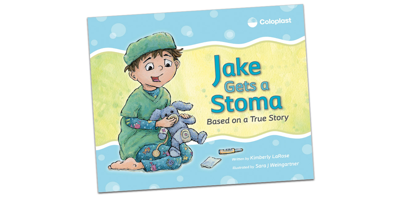 Jake Gets a Stoma