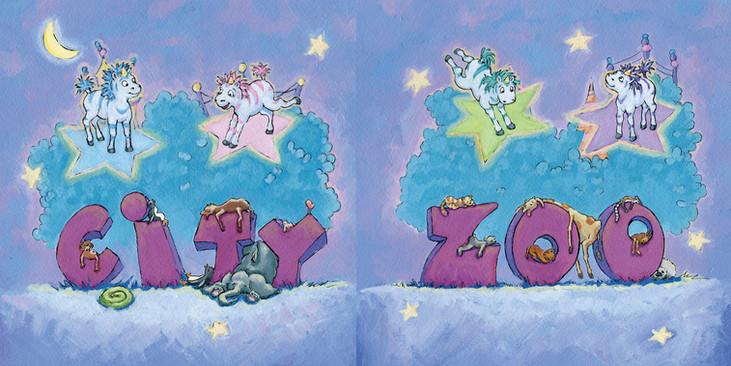 """Asleep"" from Zoonicorns"
